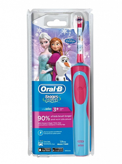 398368 ORAL-B ELECTRIC TOOTHBRUSH FOR BABY 4210201154709