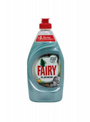 FAIRY PLATİNUM QABYUYAN MAYE LİMON 430 ML